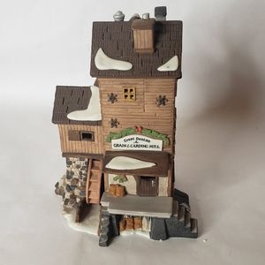 Dept 56 Great Denton Mill